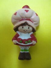 Vtg Strawberry Shortcake 80s Miniature Figures Pvc Mini Figs #3