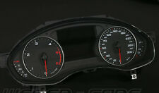 Audi A6 A7 4G Tdi Diesel Instrument Cluster on - Board Computer Mfa 4G8920900F X