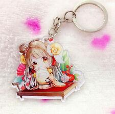 Love Live! ラブライブ!Minami Kotori Cartoon Acrylic Keychain Bag Pandent