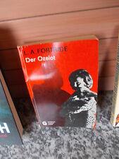 Der Ozelot, ein Kriminalroman von L. A. Fortride, aus dem Goldmann Verlag