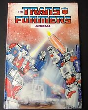 The Transformers Annual 1987 Comic strip book