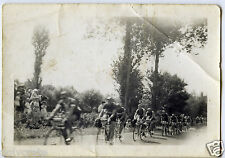 Cyclismes course vélo tour de France -  Photo ancienne an. 1930