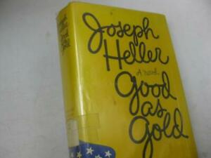 AS GOOD AS GOLD By JOSEPH HELLER     Classic Jewish Novel