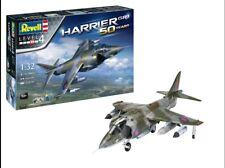Revell 5690 - Hawker Harrier GR.1 Gift Set 50 Years - 1:32