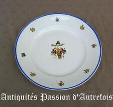B201651 - Grand plat en porcelaine de Limoges - 31 cm de diamètre