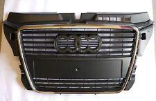 Audi A3 8P (2008-2012) !! CROMO !! Parilla Delantero NUEVO!!