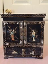Antique Chinese Jewelry Case  13 *12
