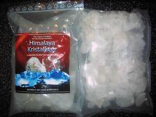 1 kg Himalaya Kristallsalz -Speisesalz---Halite-Sole Brocken--
