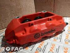 New GENUINE RenaultSport Clio III 3 RS 197 200 brembo caliper front RED CUP r.s.