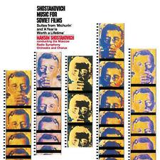 Dmitri & Maksim Shostakovich/Music for Soviet Film-vinile LP