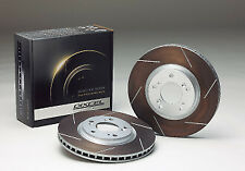 DIXCEL DISC ROTOR TYPE HS 3553072S-HS [Compatibility List in Desc.]