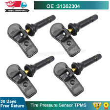 4PCS 31362304 Genuine Tire Pressure Monitor TPMS Sensor Fits For Volvo 433MHZ