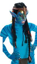 Deluxe Avatar Neytiri Wig With Ears Halloween Costumes