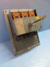 GE THMA-35-J6 400 Amp 600V Fused Switch Disconnect Model 2 General Electric 400A