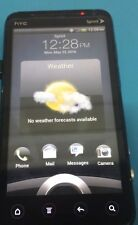 HTC EVO 3D 1GB Black (Sprint) Bad Touch Screen Clean IMEI