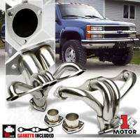 Stainless Steel Exhaust Header Manifold for Chevy/GMC Small Block Hugger SBC V8