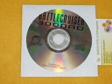 BATTLECRUISER 3000 AD PC NEW ORIGINAL FOR WINDOWS 98 / XP / VISTA / SEVEN