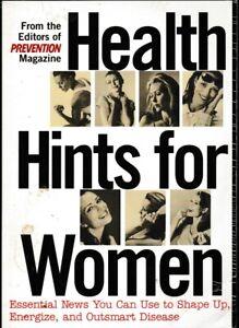 Health Hints For Women (softback)