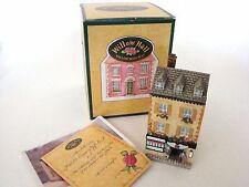 Willow Hall Way Crown Hotel Trinket Box