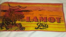 Lamot Pils Beer Bar Towel Home Bar Collectible~