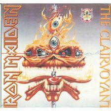 """Iron Maiden 2 Lp Vinile 12"""" The Clairvoyant - Infinite Dreams EMI Sigillato"""
