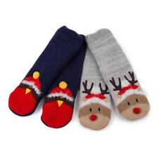 totes Unisex Kids Chunky Socks