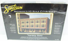 Bachmann 88004 Spectrum HO Scale Variety Store Building Kit