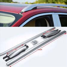 Aluminum for Ford Escape Kuga 2013-2016 Roof Baggage Luggage Racks Bar Rail