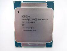 Intel® Xeon® Processor E5-2640 v3 20M Cache, 2.60 GHz