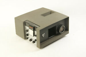Vintage Bausch & Lomb 2 1/4 x 2 1/4 Slide Projector - NICE