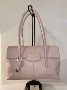 New RADLEY London Light Pink Pebble Leather Shoulder Bag