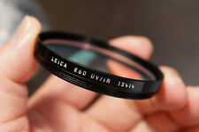 Leica e60 60mm UV/IR Filter 13414 in Black Made in Germany