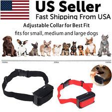 Automatic Anti Bark Barking Shock Control Collar Device Small Medium Large Dog