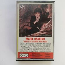 Marie Osmond There's No Stopping Your Heart (Cassette)