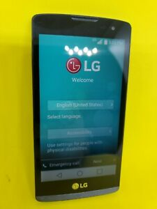 LG Sunset 4G LTE TracFone Smartphone Preowned Android Smartphone