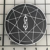 "Slipknot Logo 4"" Wide Vinyl Decal Sticker - BOGO"