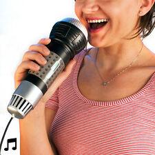 Micrófono con eco - H0500254
