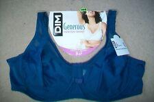 DIM-blue Generous bra.UK 38 B (EU 85 B).BNWT.RRP 29 £.