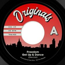 "Freedom / SWV (feat. Wu Tang Clan) 7 "" vinyl single  OG-039"