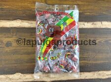 Mexican Candy Tamborines Spicy Tamarind Chily Flavor 30 Pcs 4.76 oz