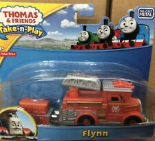 Fisher-Price Thomas Take N Play Die-Cast Flynn (Retired) Old Package