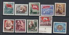 DDR Michel-Nr.  344-353** postfrisch