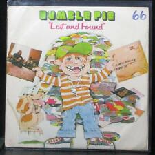 """Humble Pie - Lost & Found EP 7"""" VG Vinyl 45 M. 082 Thailand"""