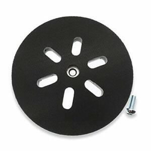Poweka Disque Abrasif 150 mm Plateau Ponceuse pour Bosch GEX 150, GEX 150 AC, GE