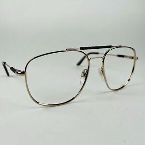 SPECSAVERS eyeglasses GOLD AVIATOR  glasses frame MOD: 30398290