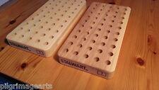 Stalwart Loading blocks, reloading trays TWO #1 Blocks 22 hornet, 5.7 FN