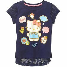 Girls Hello Kitty Sanrio Shirt New with Tags Size 10/12 Spring/Summer!! NWT Kids