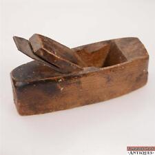 """Antique Scioto Works #3 Coffin Plane Primitive Woodworking Farm Barn Rustic 8"""""""