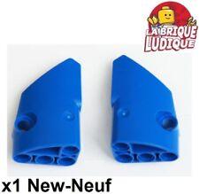 Lego technic - Paire Panel Fairing #1 + #2 small bleu/blue 87080 87086 NEUF