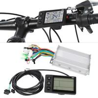 Waterproof LCD Display Panel Electric Bicycle Ebike Scooter Brushless Controller